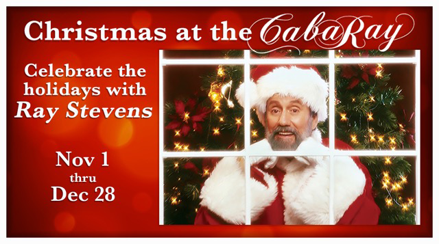 Ray Stevens Show (2019 Holiday Season - November & December)